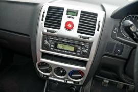 2006 Hyundai Getz TB MY06 SXI Hatchback