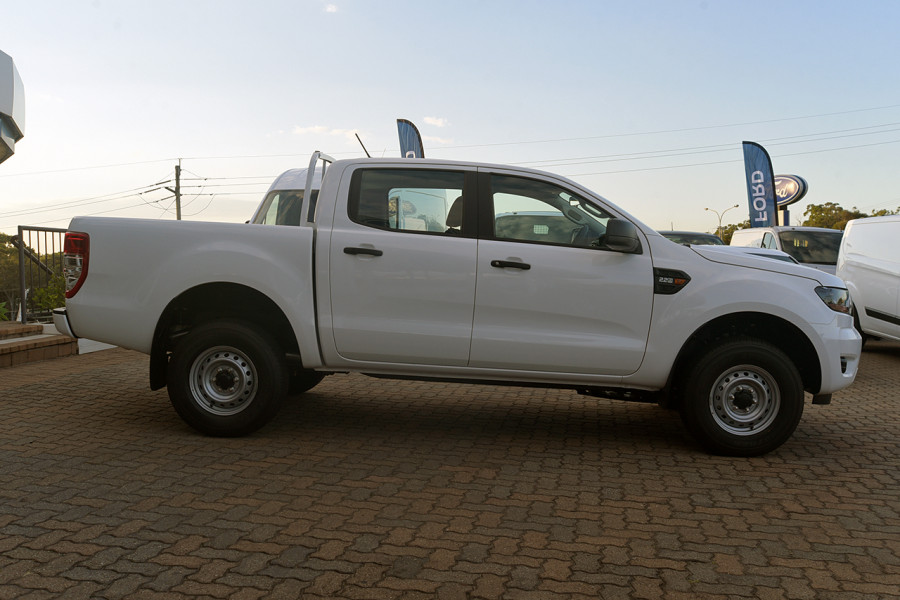 2018 MY19 Ford Ranger PX MkIII 4x2 XL Double Cab Pick-up Hi-Rider Ute