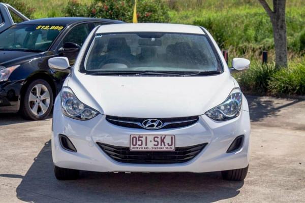 2012 Hyundai Elantra MD2 Active Sedan Image 3