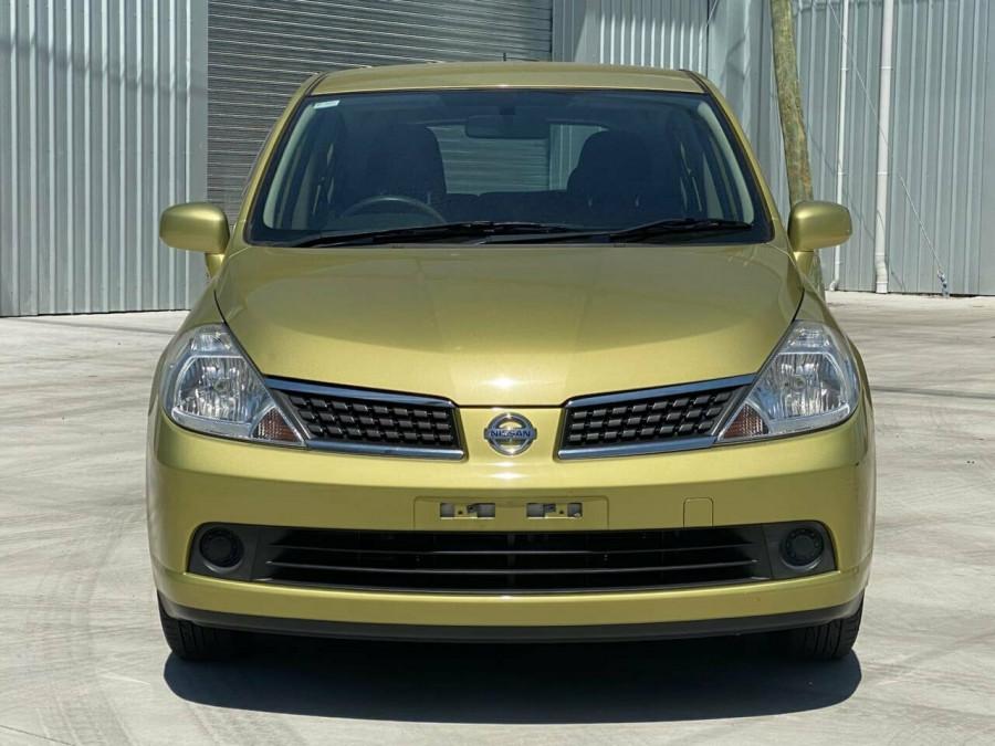 2008 MY07 Nissan Tiida C11 MY07 ST-L Hatchback Image 7