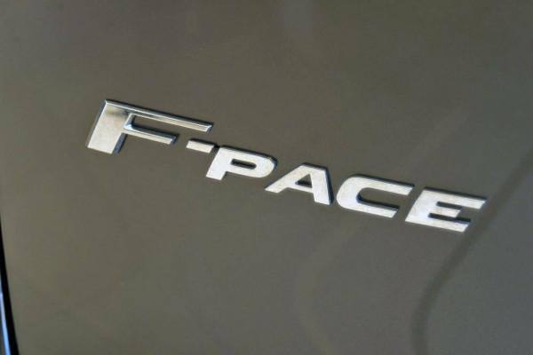 2018 MY19 Jaguar F-pace X761 MY19 30d Suv