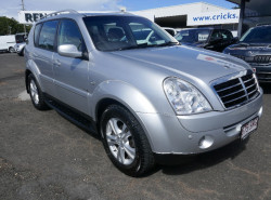 SsangYong Rexton MY10 Y2