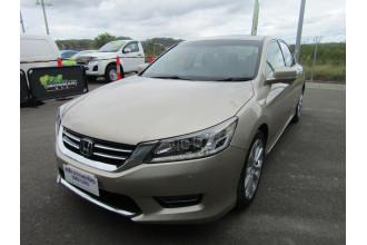 2013 Honda Accord 9TH GEN MY13 VTI-L Sedan Image 2