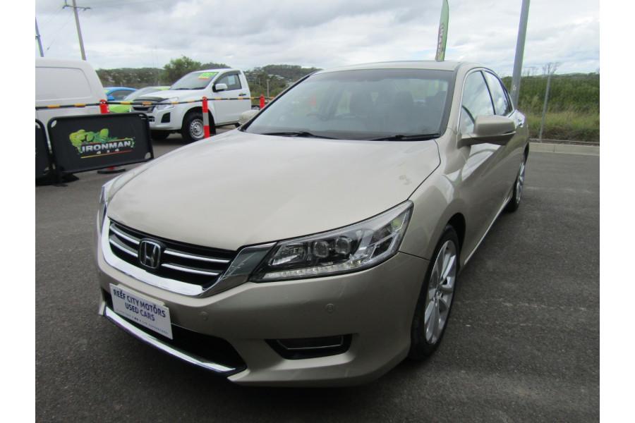 2013 Honda Accord 9TH GEN MY13 VTI-L Sedan