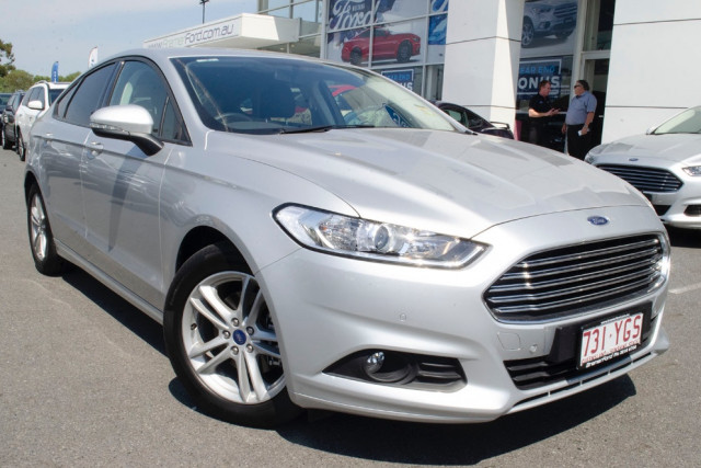 2017 MY17.5 Ford Mondeo MD Ambiente Hatch Hatchback