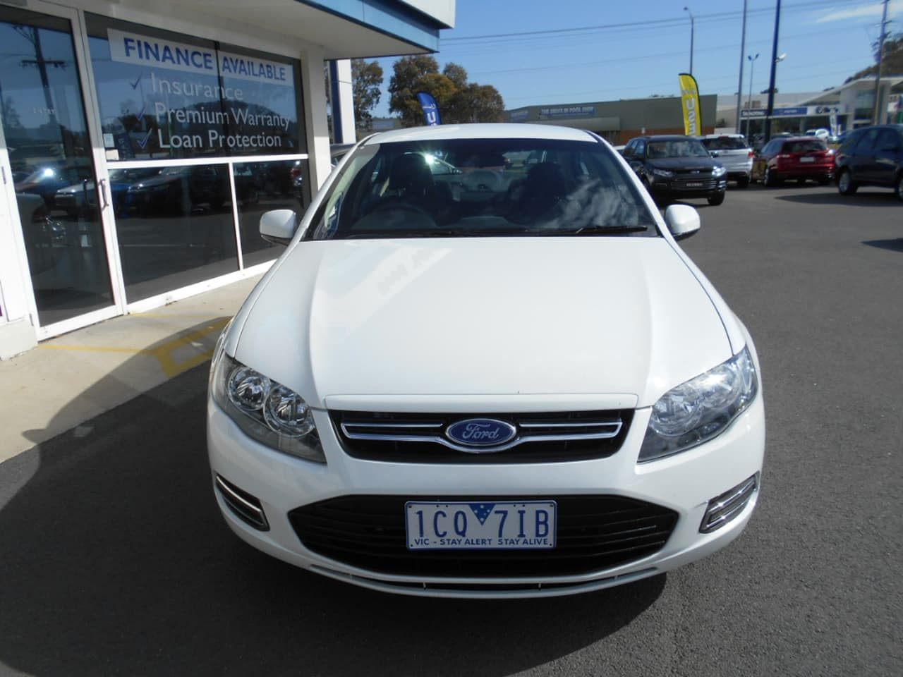 2012 Ford Falcon FG MKII XT Sedan