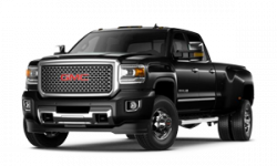 New GMC Sierra Denali 3500HD