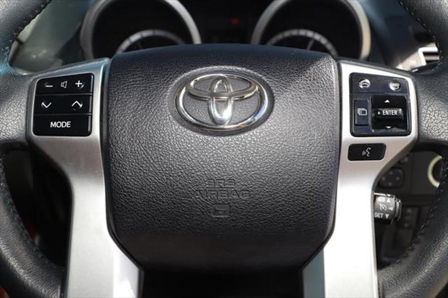 2015 Toyota Landcruiser Prado GDJ150R VX Suv Image 18