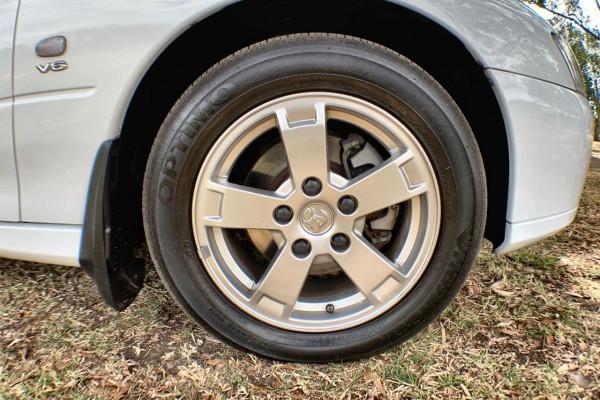 2003 Holden Ute VY S Ute Image 2