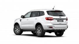 2020 MY20.75 Ford Everest UA II Trend 4WD Suv Image 5