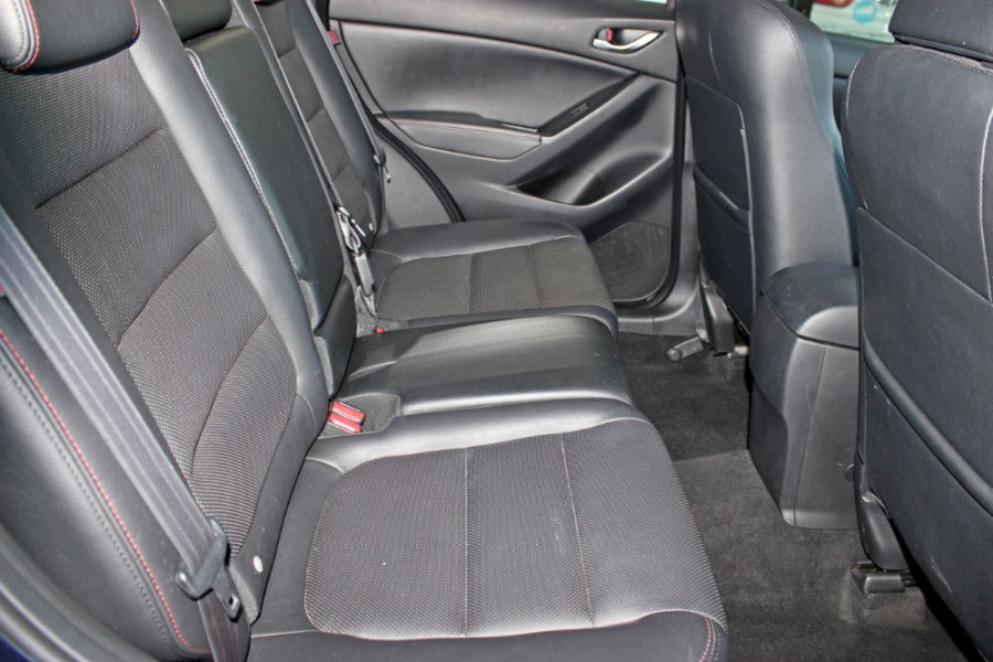 2013 Mazda CX-5 KE1031  Grand Grand Touring Suv