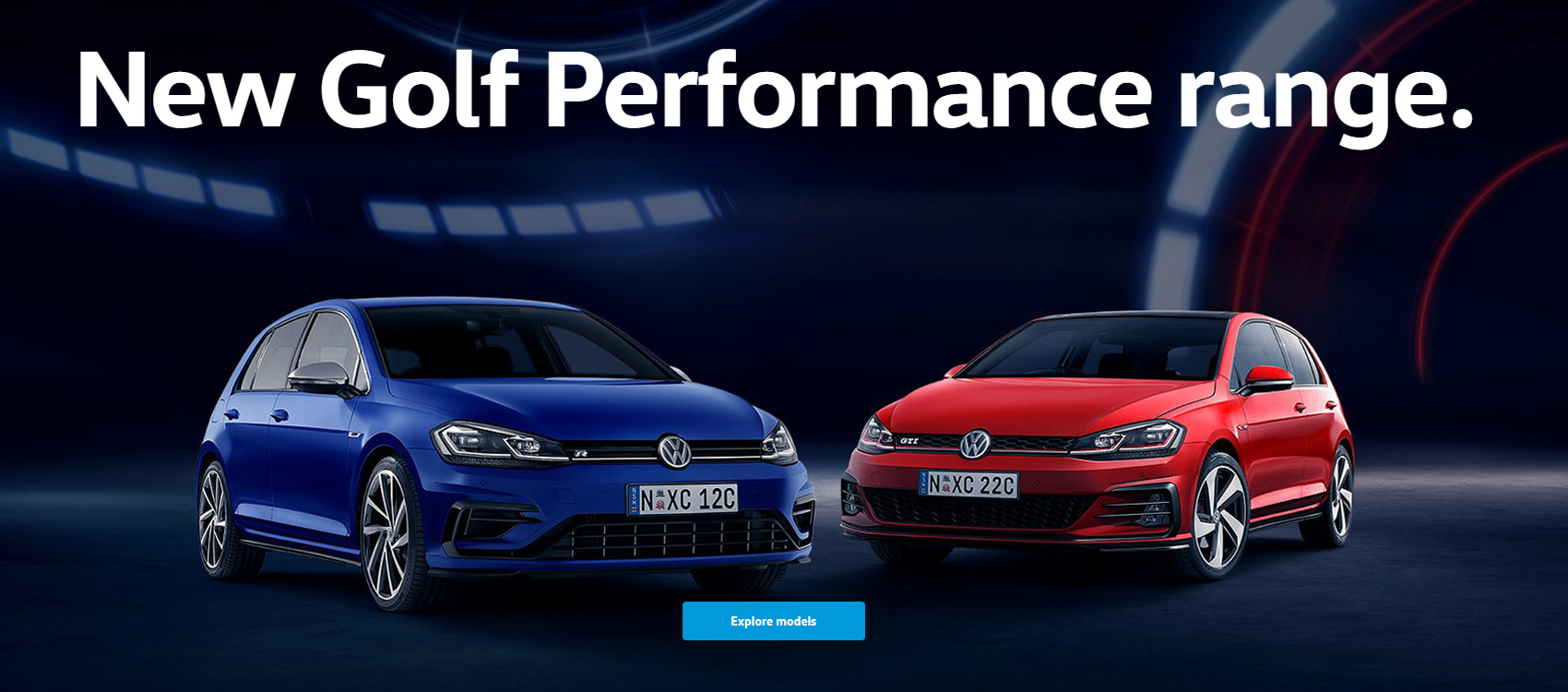New Golf Performance Range