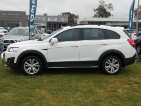 2015 Holden Captiva CG MY15 7 Suv