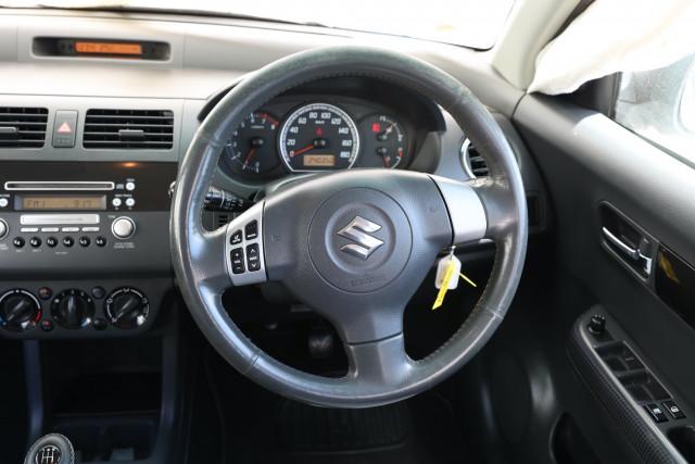2006 Suzuki Swift RS415 RS415 Hatch Image 9