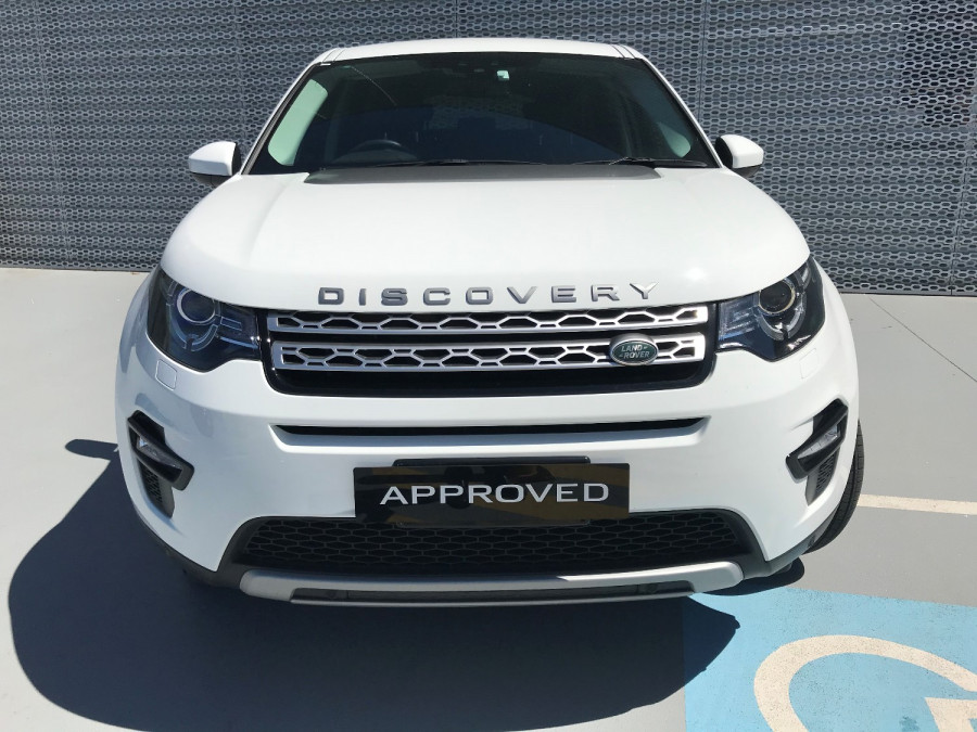 2017 MY18 Land Rover Discovery Sport L550 18MY SD4 Suv Image 2