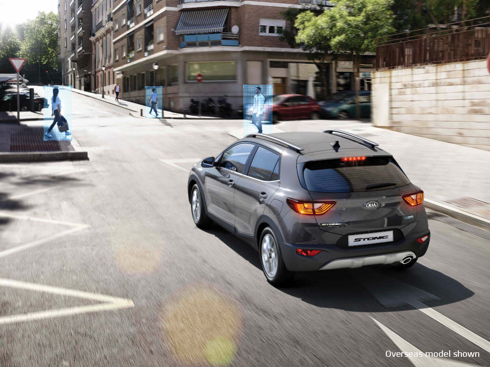 Kia active safety Image