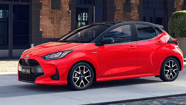 Yaris Flaunt your own style