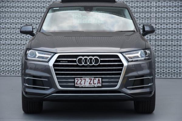 2018 Audi Q7 4M MY18 TDI Suv Image 2