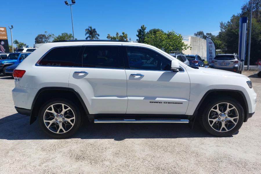 2019 Chrysler Grand Cherokee Limited Image 4