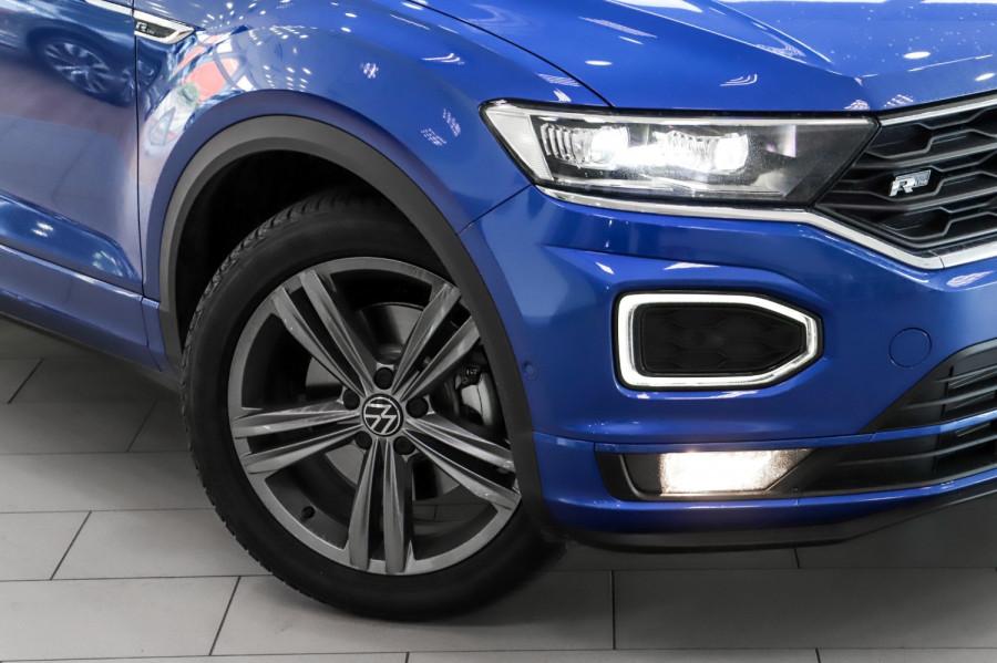 2021 Volkswagen T-Roc A1 140TSI Sport Suv Image 6
