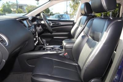 2017 Nissan Pathfinder R52 Series II MY17 ST-L Suv