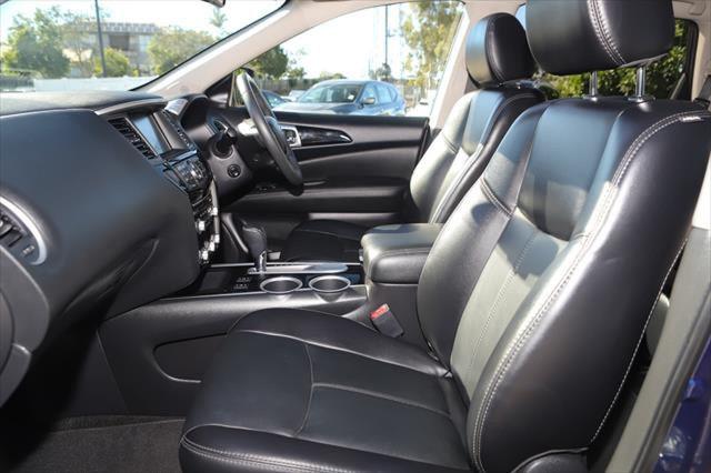 2017 Nissan Pathfinder R52 Series II MY17 ST-L Suv Image 9