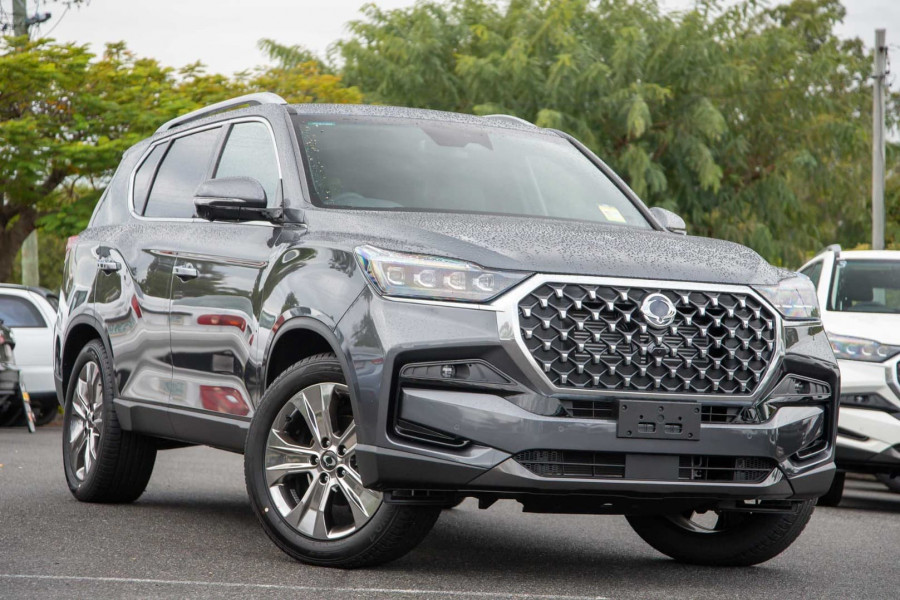 2020 MY21 SsangYong Rexton Y450 Ultimate Suv Image 2