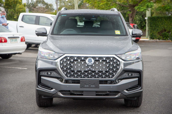 2020 MY21 SsangYong Rexton Y450 Ultimate Suv Image 4