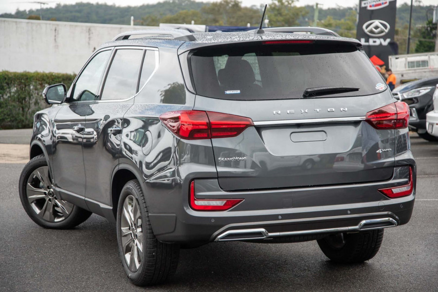 2020 MY21 SsangYong Rexton Y450 Ultimate Suv Image 8