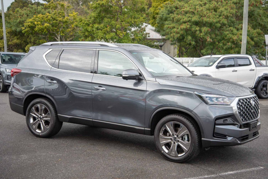 2020 MY21 SsangYong Rexton Y450 Ultimate Suv Image 10