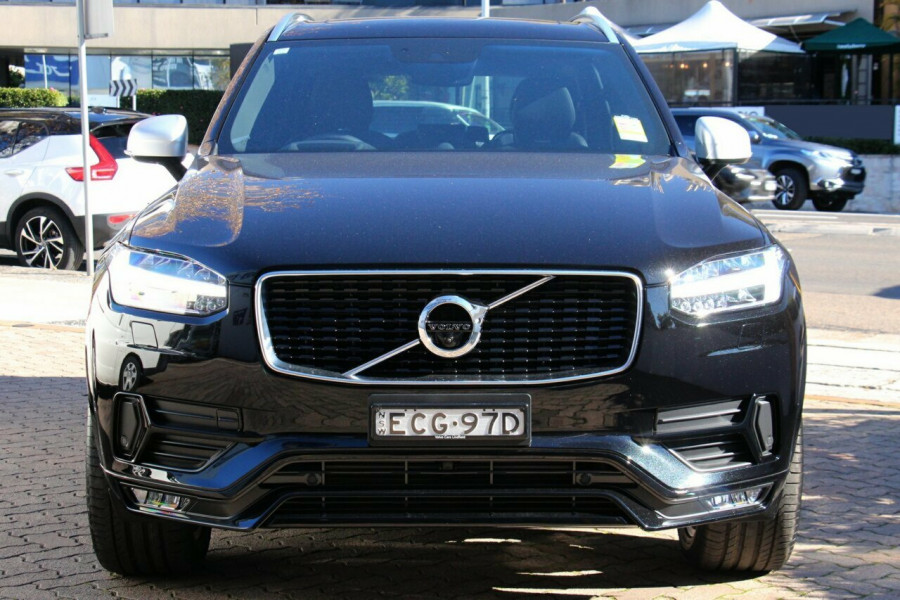 2018 MY19 Volvo XC90 L Series D5 R-Design (AWD) Suv Mobile Image 17