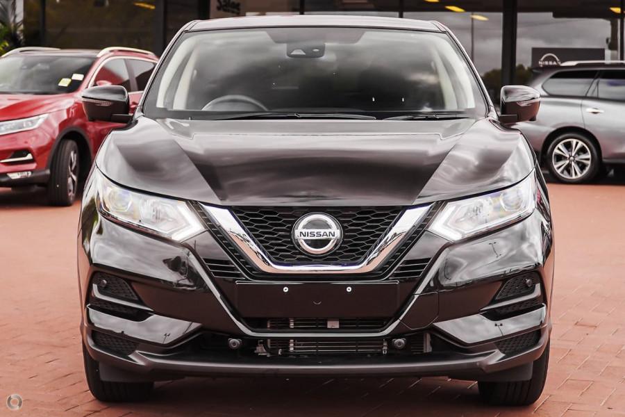 2021 Nissan QASHQAI J11 Series 3 MY20 ST Suv