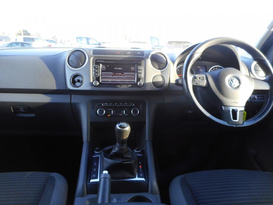 2014 Volkswagen Amarok 2H  TDI400 Highline Utility Image 14