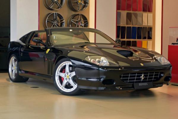 Ferrari Superamerica 575 575