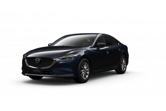 2021 Mazda 6 GL Series Sport Sedan Sedan Image 4