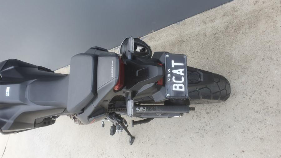 2020 Honda CRF1100AL2 TEMP 2020 Africa Twin Motorcycle Image 21