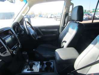 2017 MY18 Mitsubishi Pajero NX MY18 EXCEED Suv