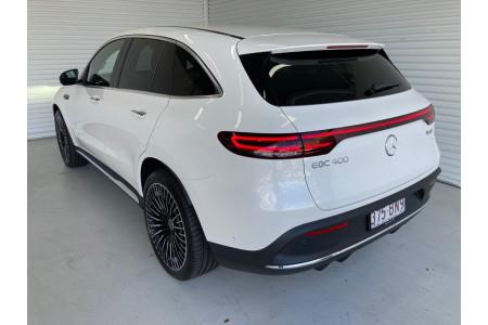 2021 Mercedes-Benz Eqc Image 4