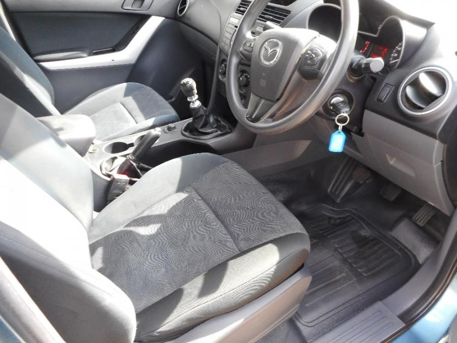 2012 Mazda BT-50 UP0YF1 XT Utility