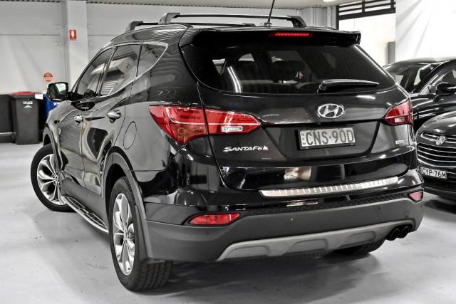 2013 Hyundai Santa Fe DM Highlander Suv Image 2