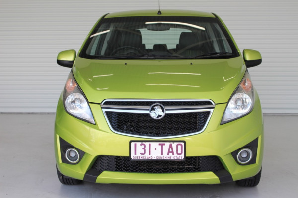 2013 Holden Barina Spark MJ MY13 CD Hatch Image 3