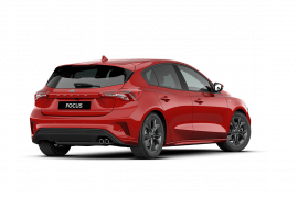2020 MY21 Ford Focus SA ST-Line Hatchback