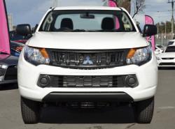 Mitsubishi Triton GLX Single Cab Chassis 2WD Diesel MQ