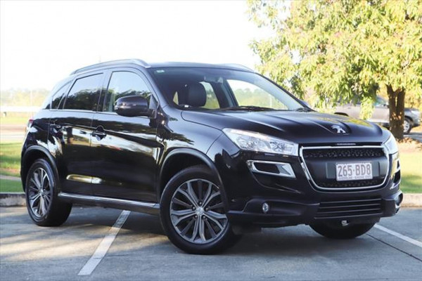 2014 Peugeot 4008 (No Series) MY15 Active Wagon