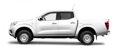 2017 Nissan Navara D23 Series 2 RX 4X4 Dual Cab Pickup Utility - dual cab