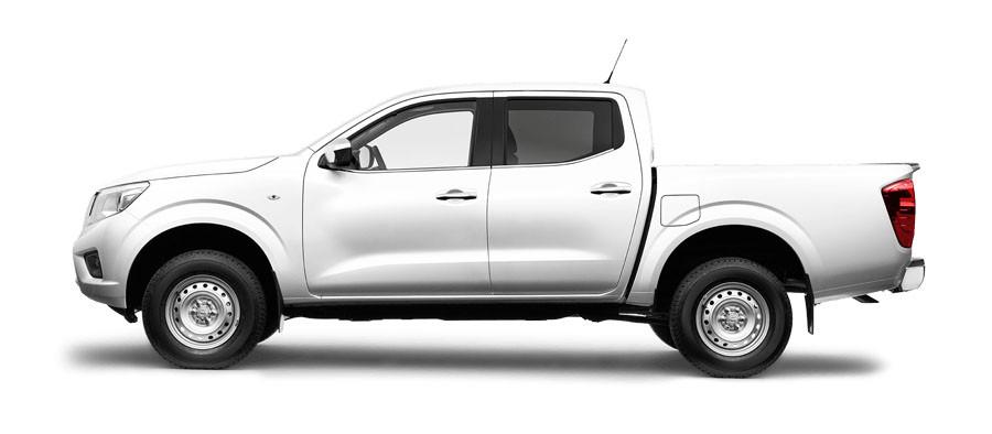 2017 Nissan Navara D23 Series 2 RX 4X4 Dual Cab Pickup Utility - dual cab Image 1