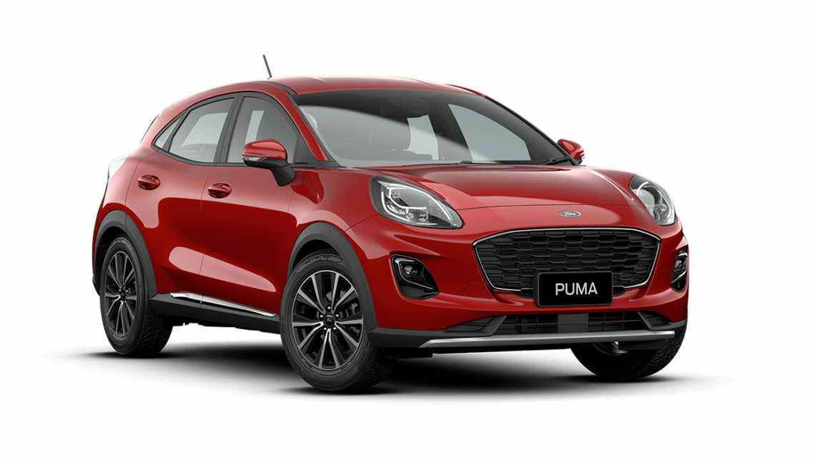 2020 MY20.75 Ford Puma JK Puma Wagon Image 1
