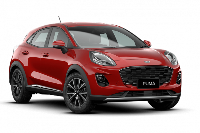 2020 MY20.75 Ford Puma JK Puma Wagon