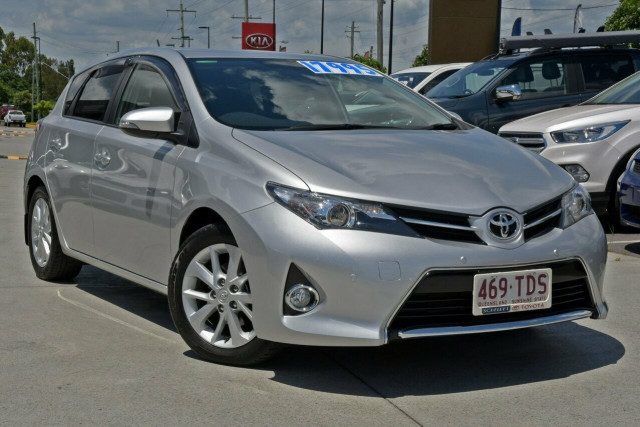 2013 Toyota Corolla Ascent Sport S-CVT