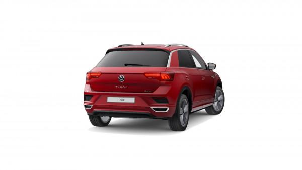 2021 Volkswagen T-Roc A1 140TSI Sport 4 motion wagon Image 5